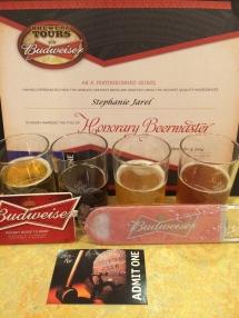 Anheuser Busch Beer School
