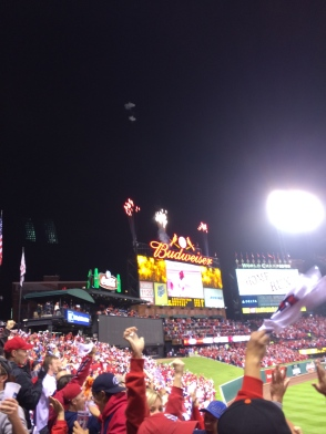 St. Louis Cardinals game