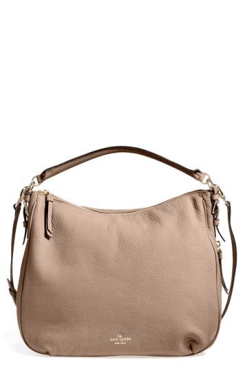 ksny 'cobble hill - ella' leather hobo- On Sale @ Nordstrom